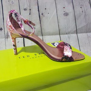 Ted Baker Mylli Pump Serenity Satin Stiletto 9.5